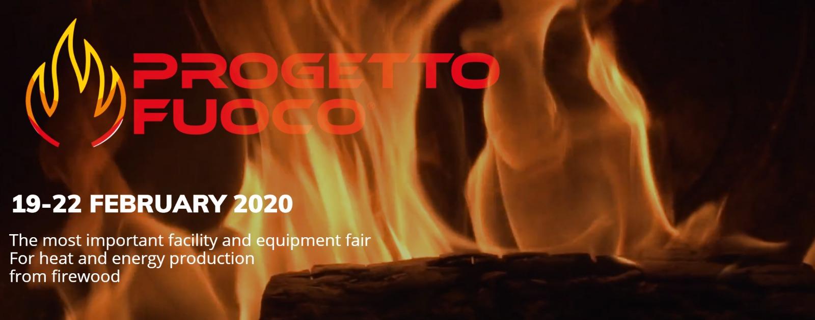 Progetto Fuoco | Veronafiere 19-22 febbraio 2020